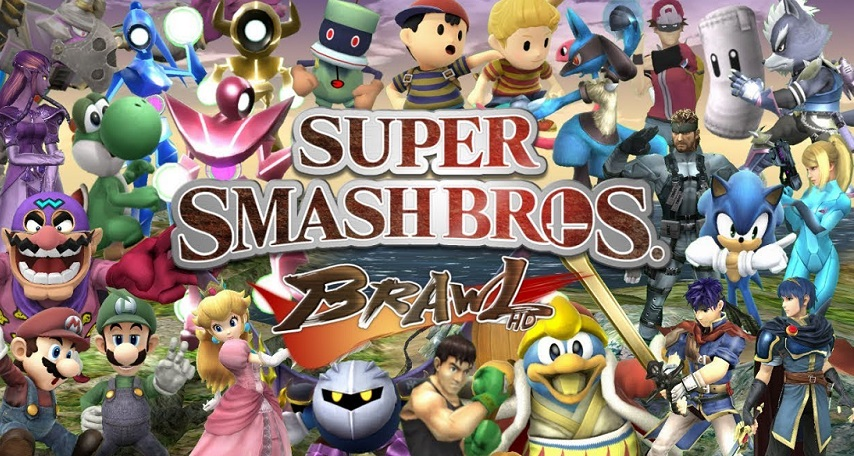 Characters In Super Smash Bros
